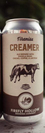 Firefly Hollow Brewing Creamer Ale