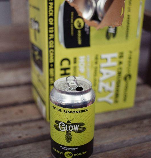 Firefly Hollow Brewing GLOW NEIPA 2